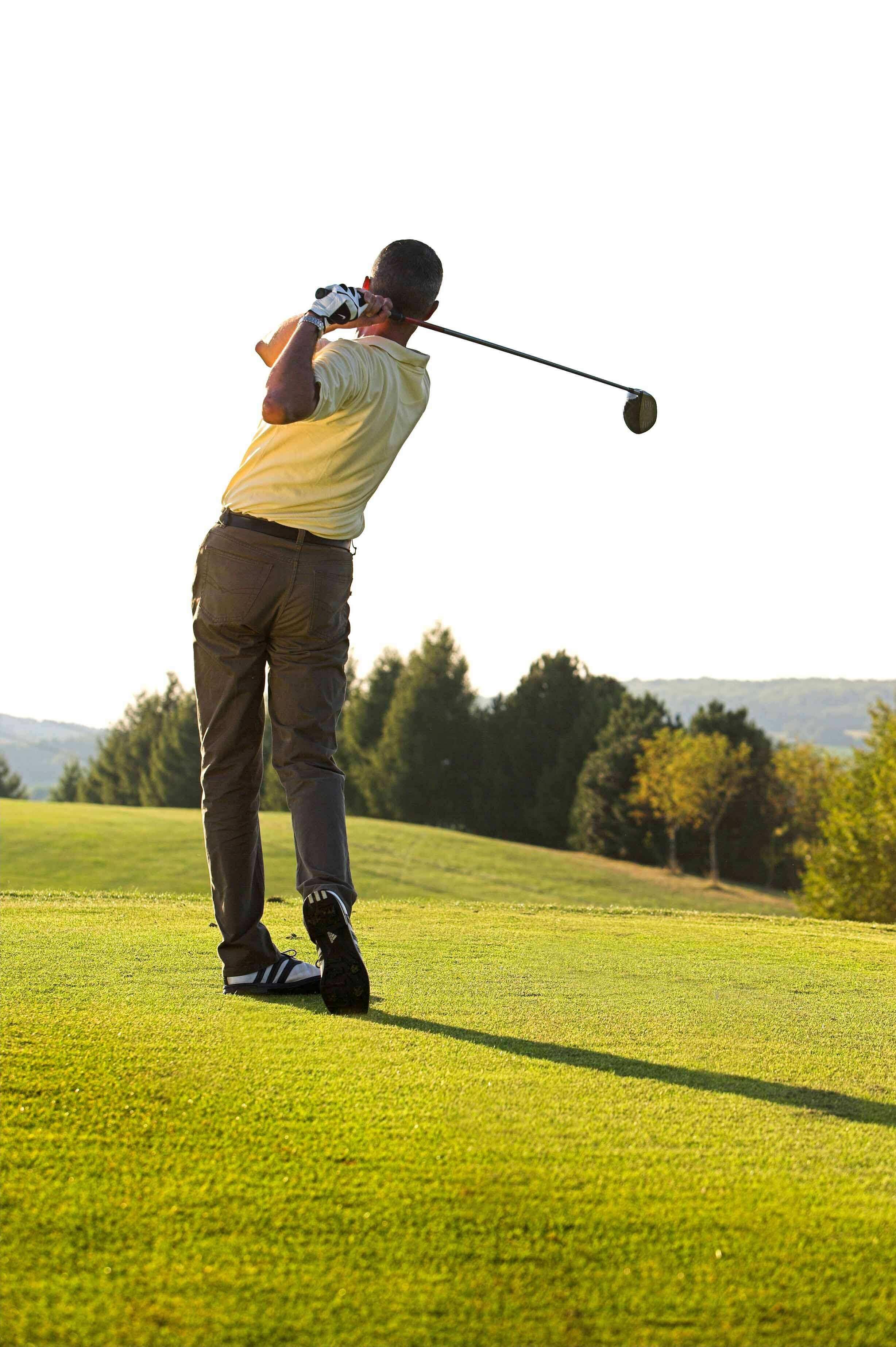 Erlebnis-Duo: Golf und Übernachtung