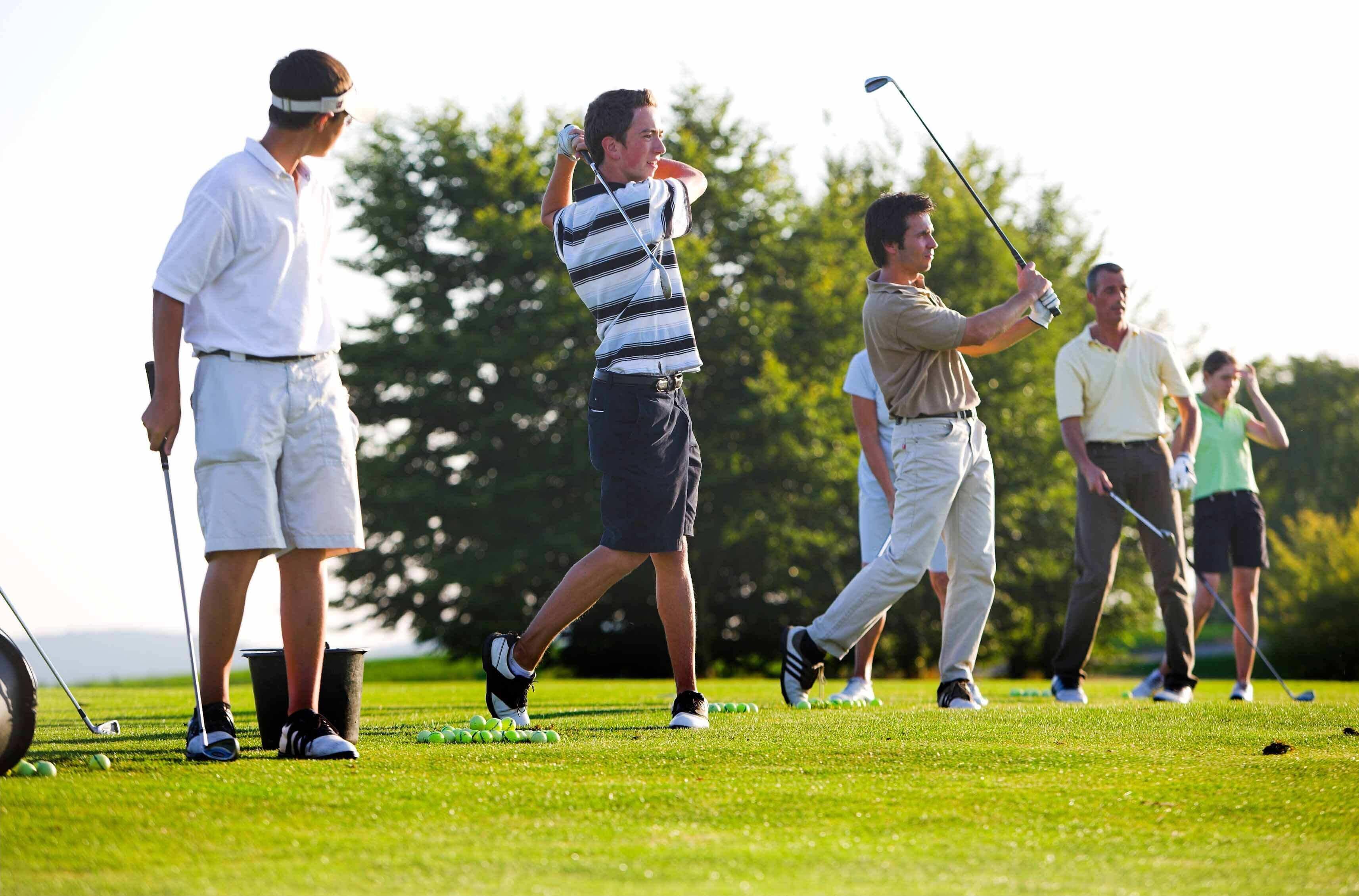 Golf lernen: Willkommen auf dem Eselspfad!
