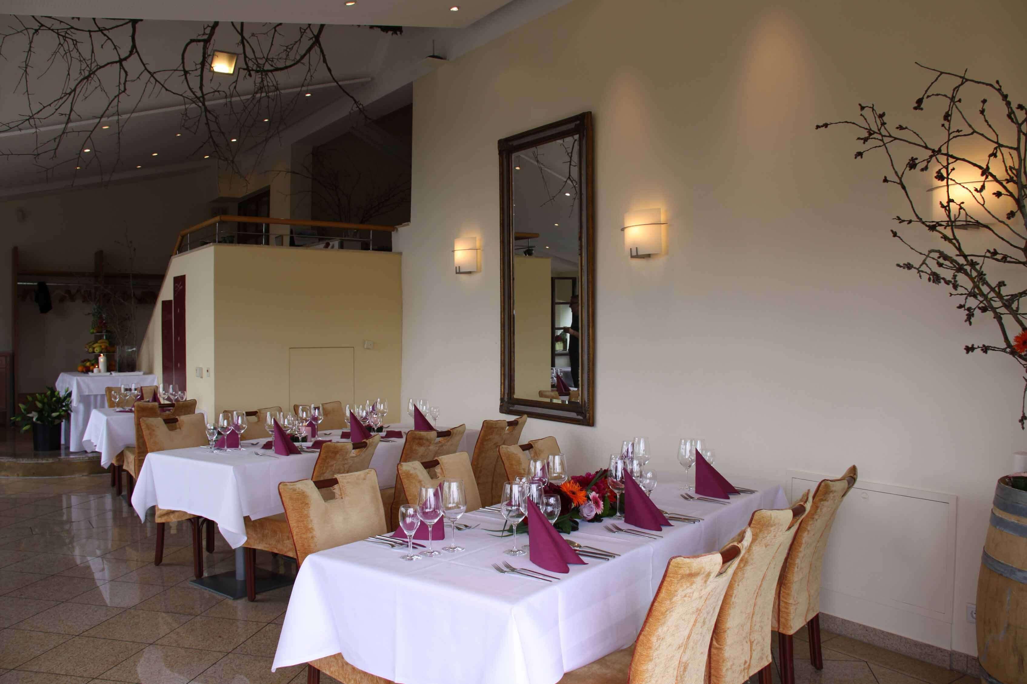 Das Hof Restaurant: Genießen und Feiern