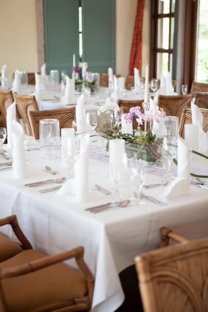 Hochzeiten auf der Ritterburg
