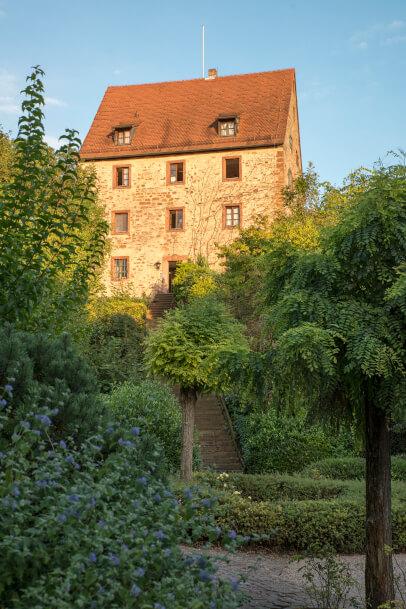 Urlaub auf der Ritterburg